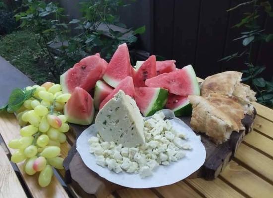 Хлеб – Сыр – Арбуз