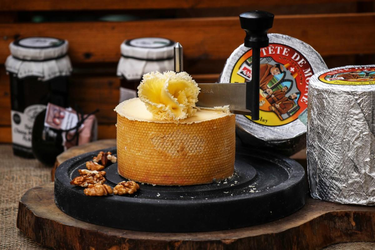 Сыр Тет-де-Муан